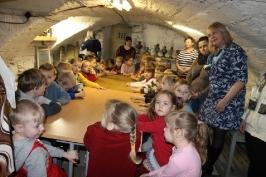 Lūznavas un Ozolaines pagastu bērnudārza audzēkņi apmeklē muzeju Rēzeknē 22.02.2017._15