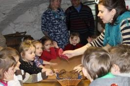 Lūznavas un Ozolaines pagastu bērnudārza audzēkņi apmeklē muzeju Rēzeknē 22.02.2017._19